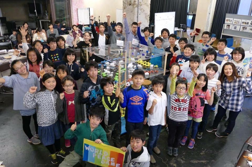 日本初開催 ワールドピースゲーム・プロジェクト